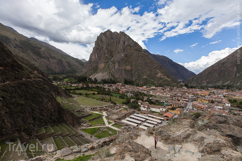 Поездка по Перу. Писак и Ольянтайтамбо / Фото из Перу