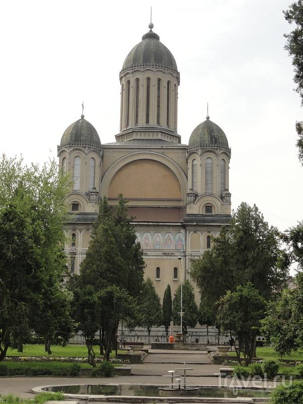 Сату-Маре - один из самых интересных городов Румынии / Румыния