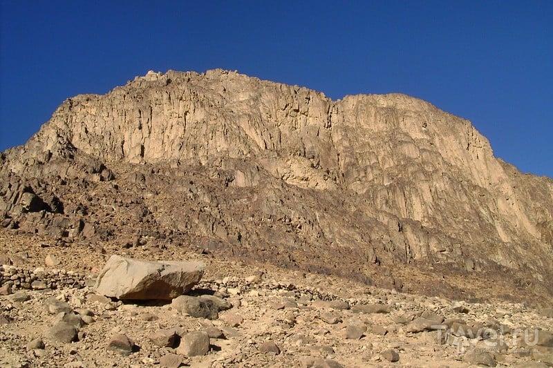 Гора Моисея, полуостров Синай / Египет