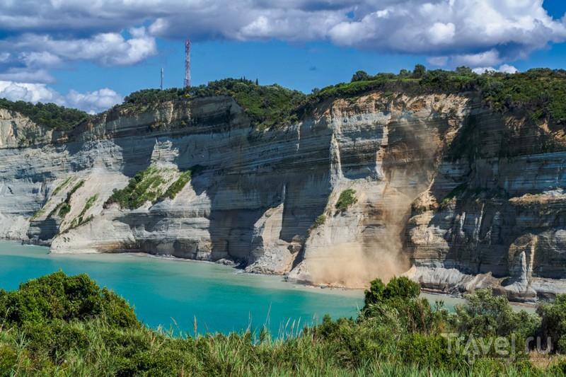 Корфу - Сидари и канал любви / Фото из Греции