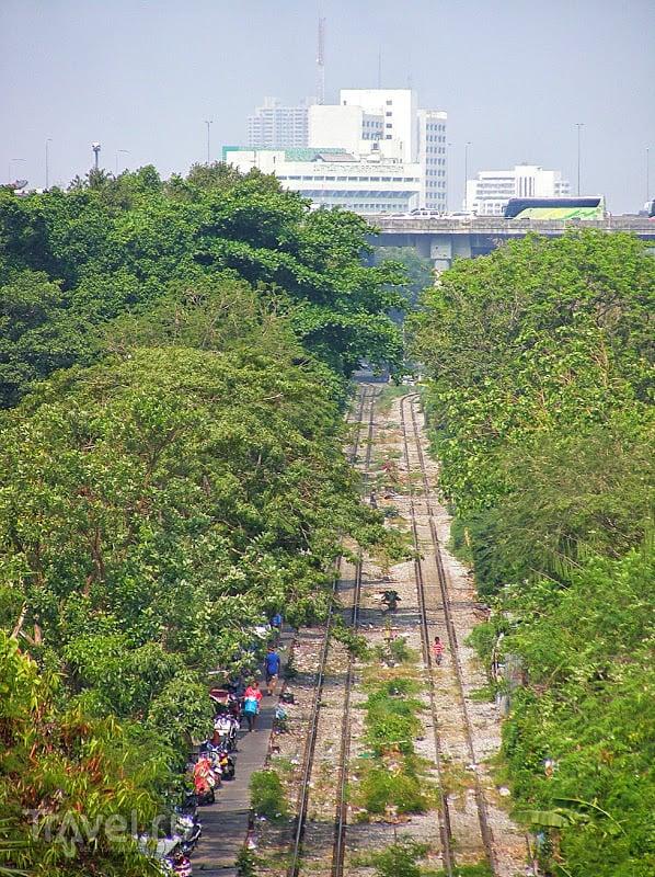 Таиланд. Бангкок. О том месте, куда я всегда возвращаюсь / Таиланд
