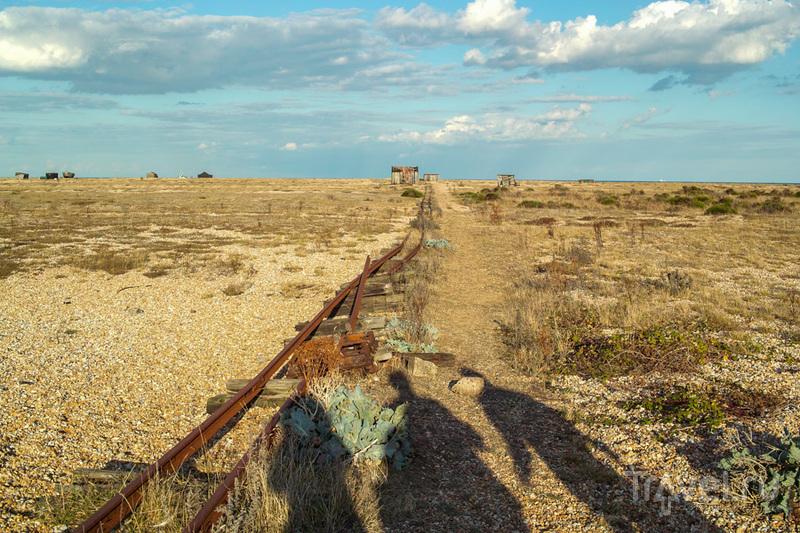 Dungeness - апокалиптичная Великобритания / Фото из Великобритании