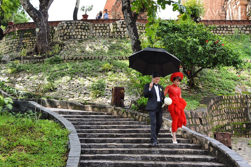Башни Понагар культуры Чампа... Нячанг / Вьетнам