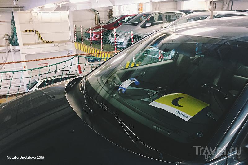 5-и дневное путешествие на пароме Finnlines в Германию / Финляндия