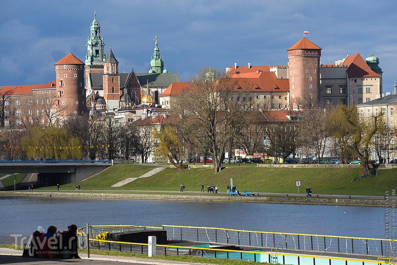 Весенний Краков / Фото из Польши
