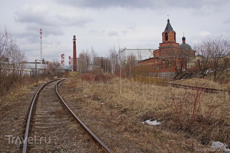 Бусиновская горка / Россия