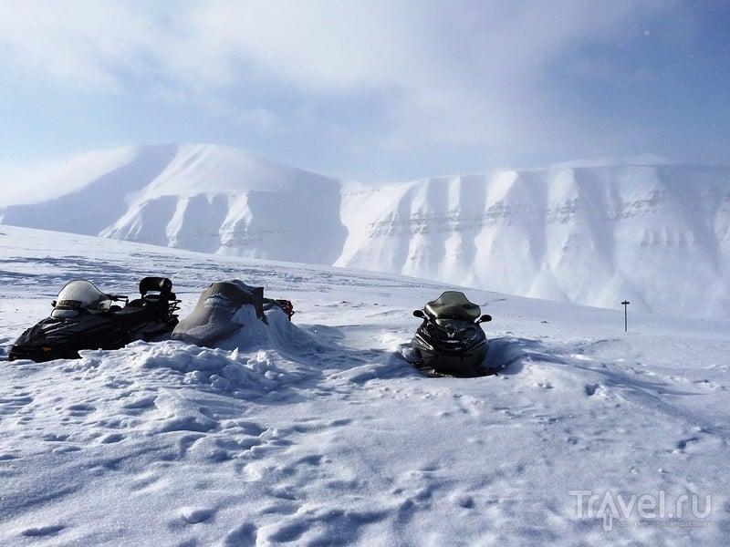 Северный полюс. Туда-обратно за два дня. Шпицберген / Норвегия