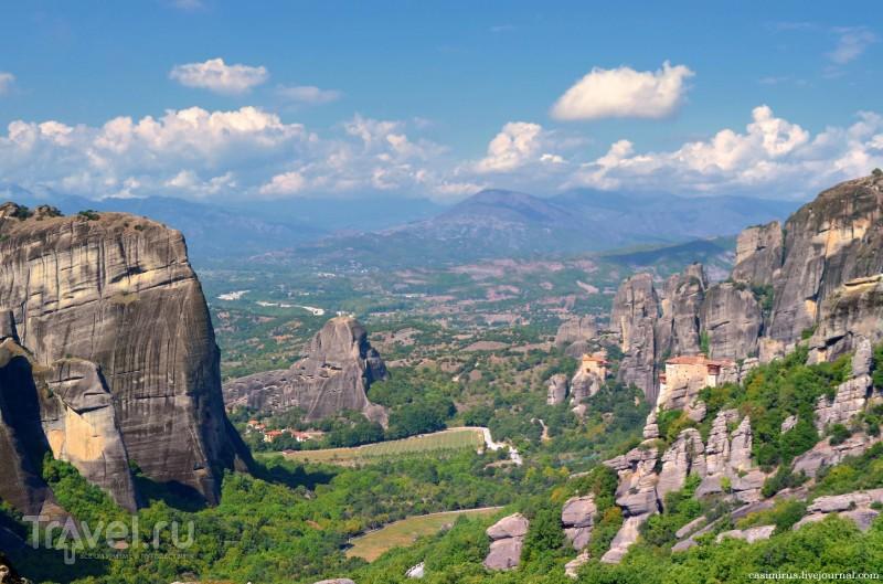Поездка в Метеоры / Греция