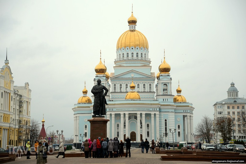 Поездка в Саранск / Фото из России