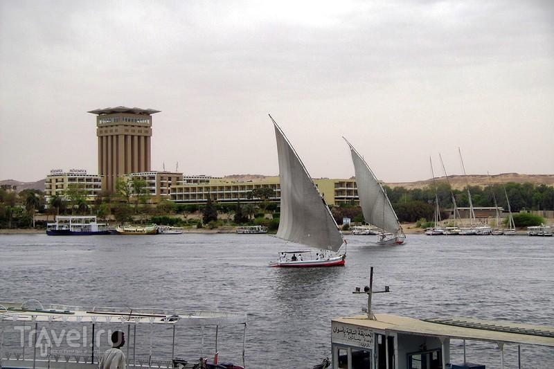 Асуан: по городу / Египет
