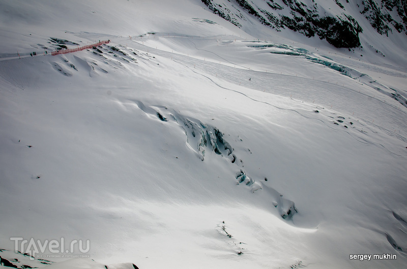Мертвый сезон... Саас-Фе. Швейцария / Швейцария