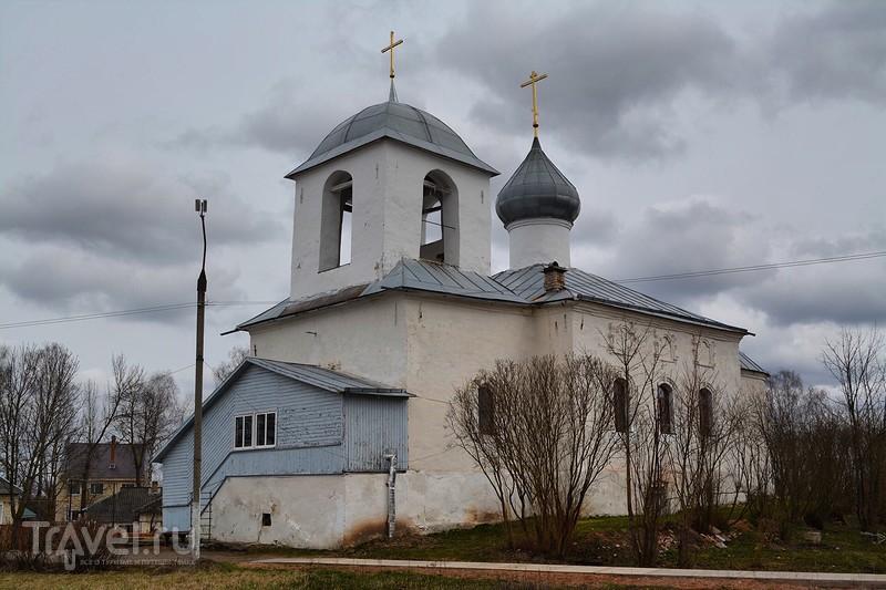 Порхов... Псковская область / Россия