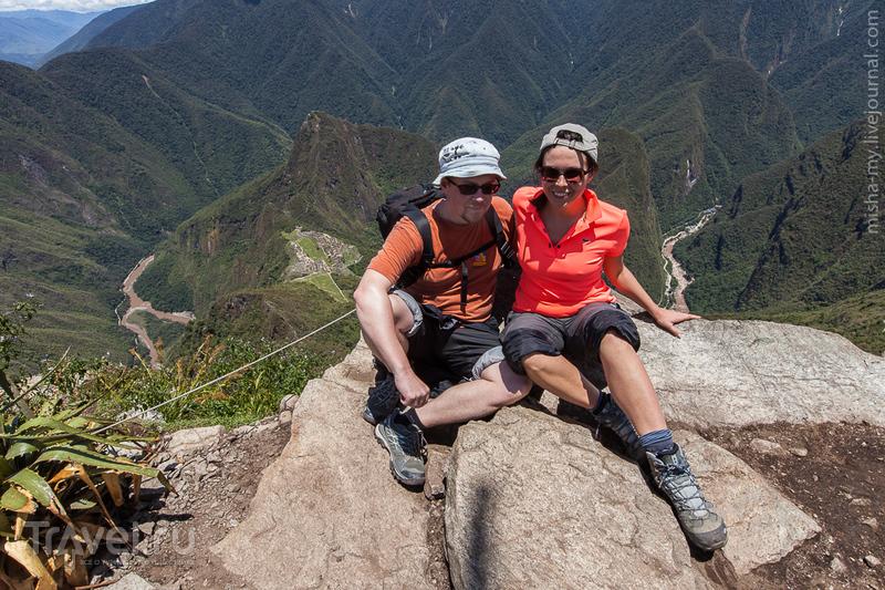 Поездка по Перу. Мачу Пикчу / Фото из Перу