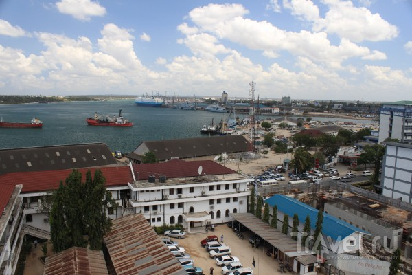 Дар-эс-Салам. Разрыв шаблона / Танзания