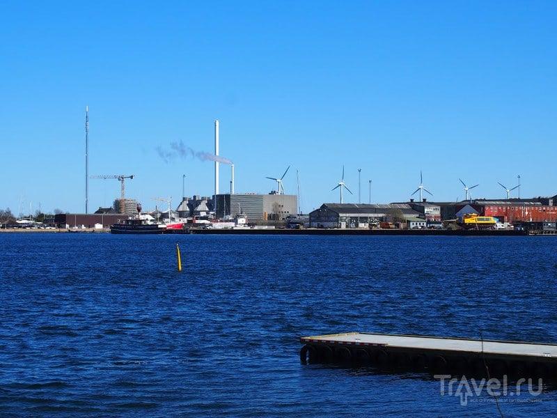 Прогулки по суетливому Копенгагену / Фото из Дании
