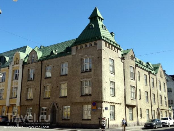 Идиллическое место в Хельсинки точно есть, и имя ему - Эйра! / Фото из Финляндии