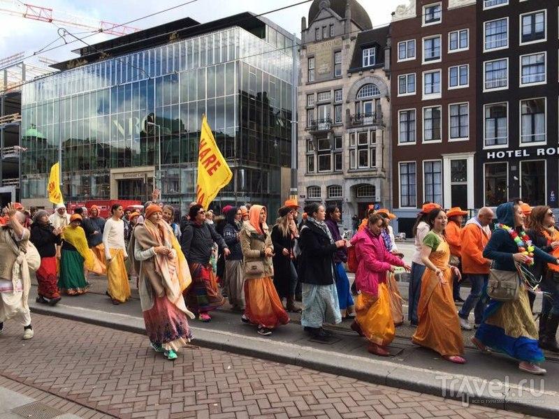 Koningsdag! День короля, Амстердам-2016 / Нидерланды