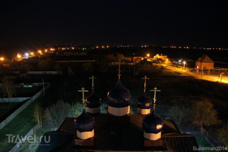 Кудыкина гора - Пасхальная ночь на колокольне / Россия
