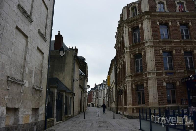 Амьен. По пути в Нормандию / Франция