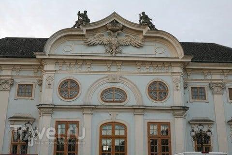 Вино и замок. В стиле барокко / Австрия