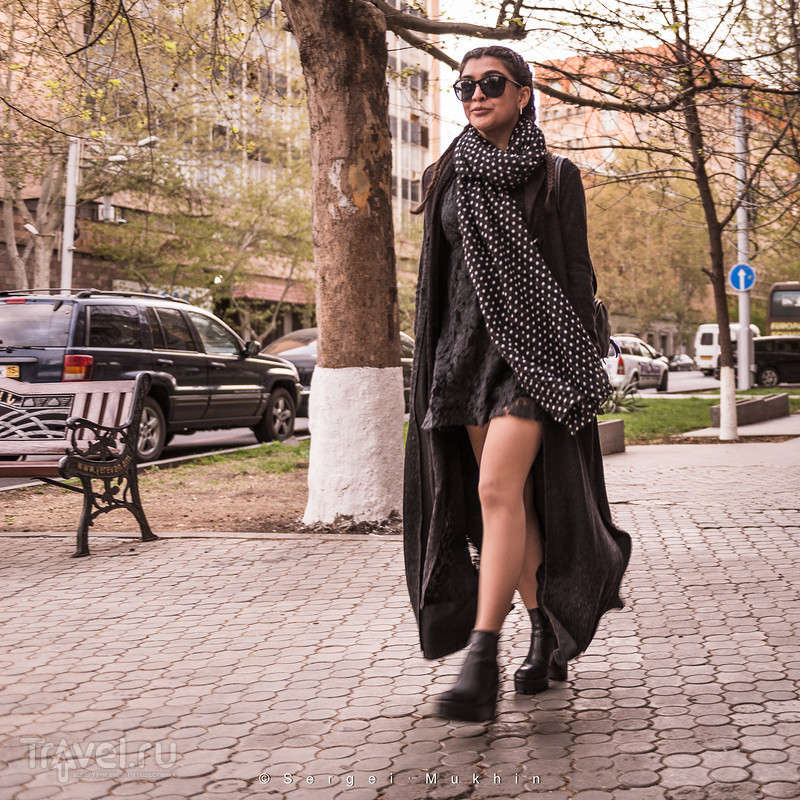 Сладкий Ереван... / Армения