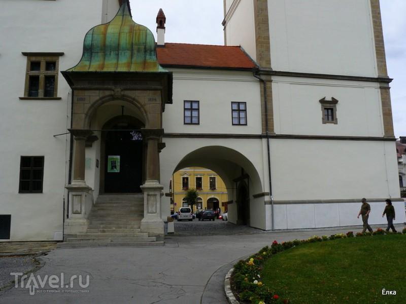 Словацкий Рай - просто рай! Левоче, церковь Святой Девы Марии / Фото из Словакии