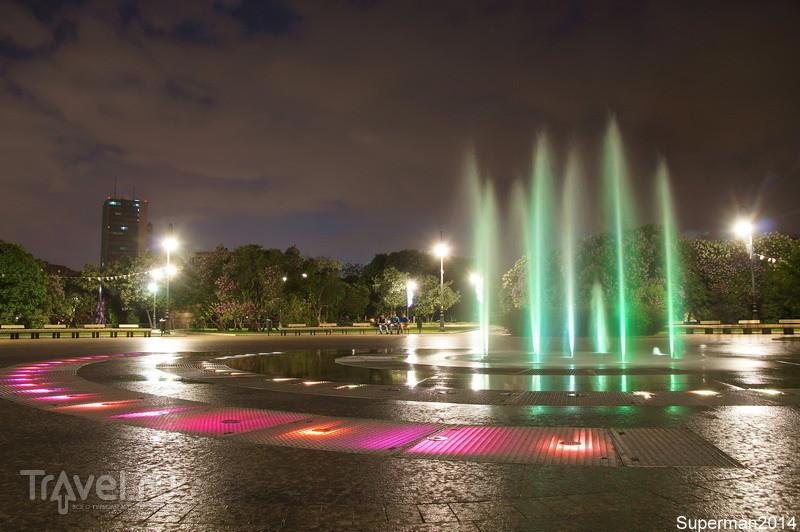 Сиреневый сад ночью / Россия