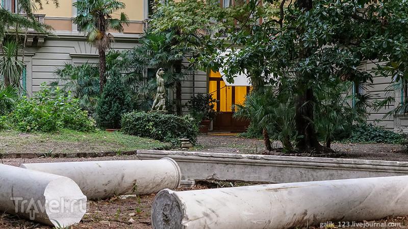 Монтекатини - не только курорт / Италия