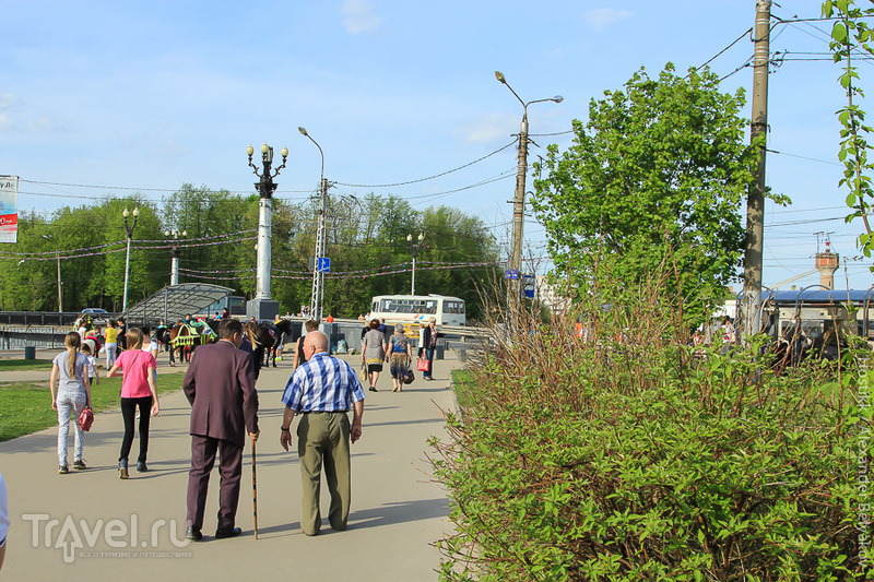 Поездка в Иваново и Плес / Фото из России
