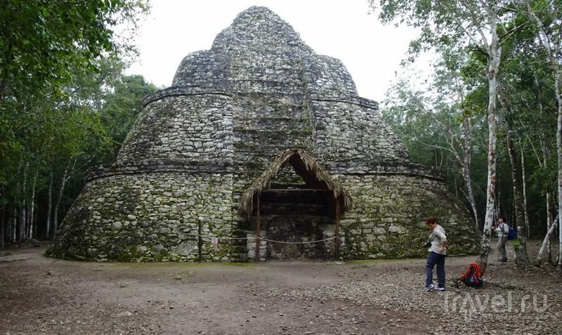 Mundo Maya. Мексика. Коба (Coba) / Фото из Мексики