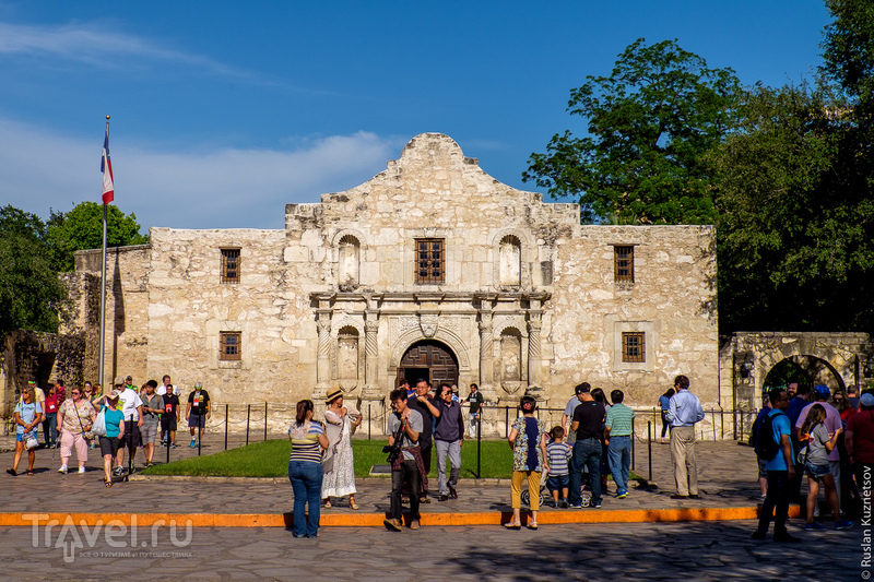 Биг-Бенд и Сан-Антонио в Техасе / Фото из США