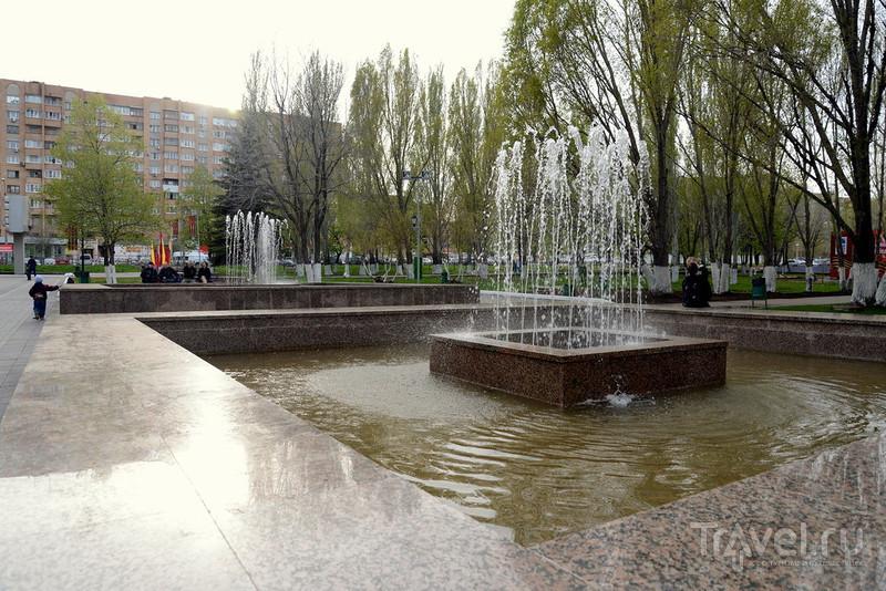 Парк Победы в Самаре / Россия