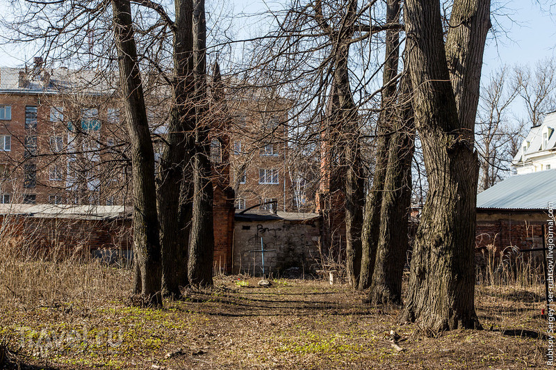 Всехсвятское кладбище в Туле / Фото из России