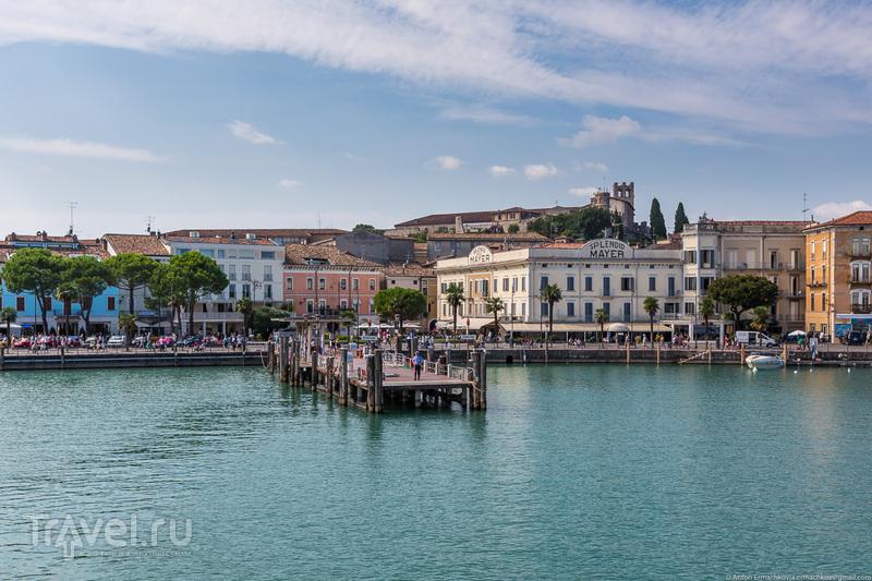 Озеро Гарда. Сирмионе / Фото из Италии