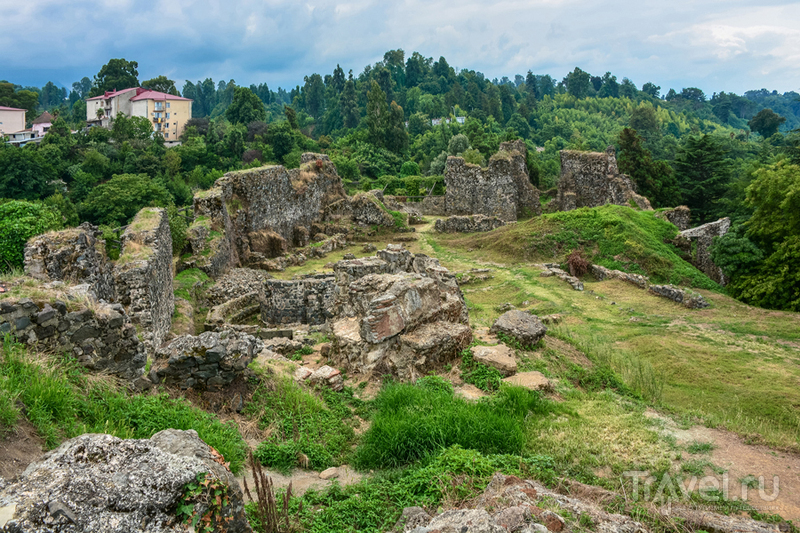 Отпуск по-грузински. Чвелпи-Лантехи-Кобулети-Батуми / Фото из Грузии