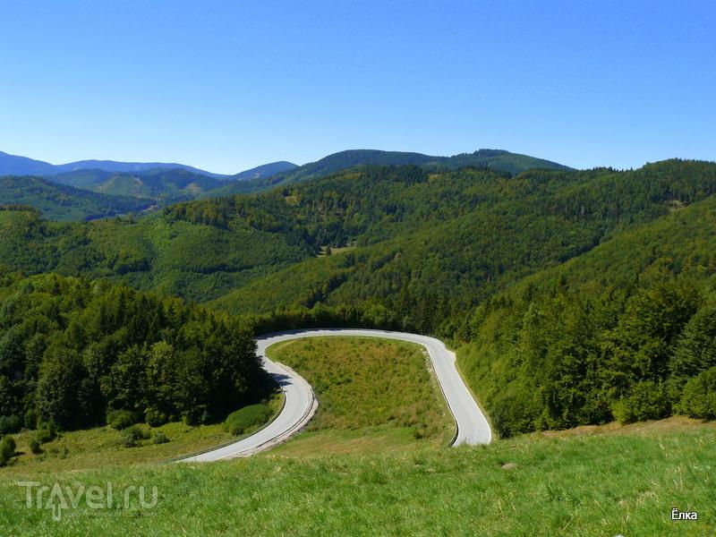 Словацкий Рай - просто рай! Ледовая и арагонитовая пещеры / Фото из Словакии