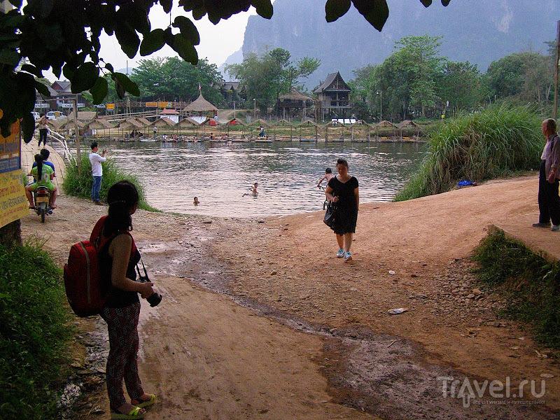 Лаос. Ванг Вьенг / Лаос