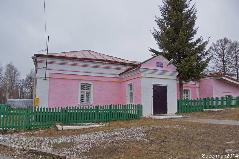 Cело Бутурлино / Россия
