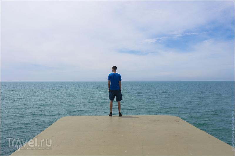 История про Черное море (Геленджик, Новороссийск) / Фото из России