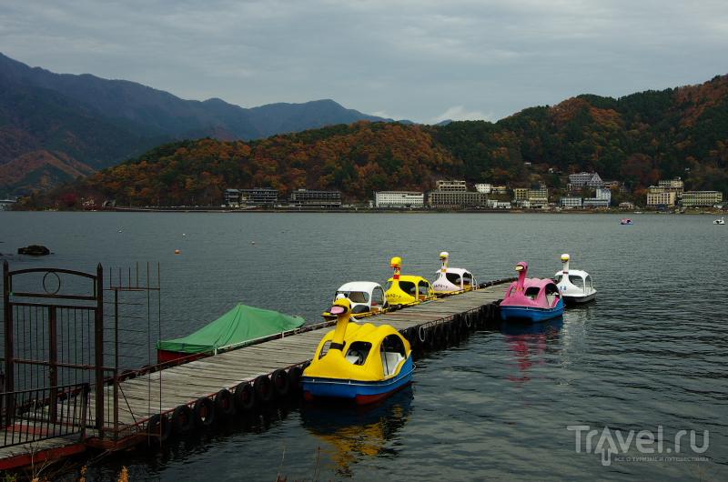 Кавагучико / Фото из Японии