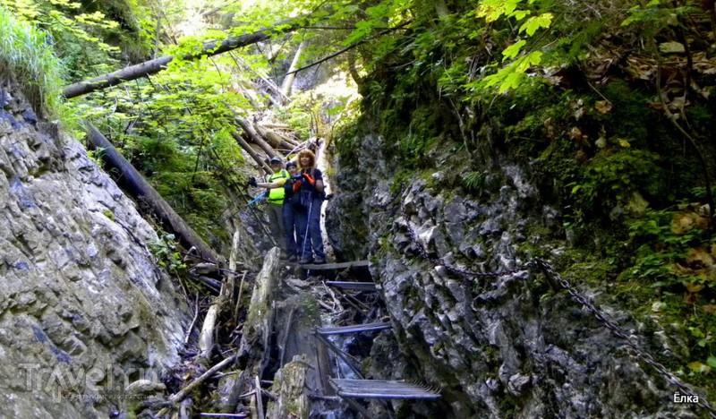 Словацкий Рай - просто рай! Прелом Горнада, Класторска роклина, Вышни Кысель / Фото из Словакии