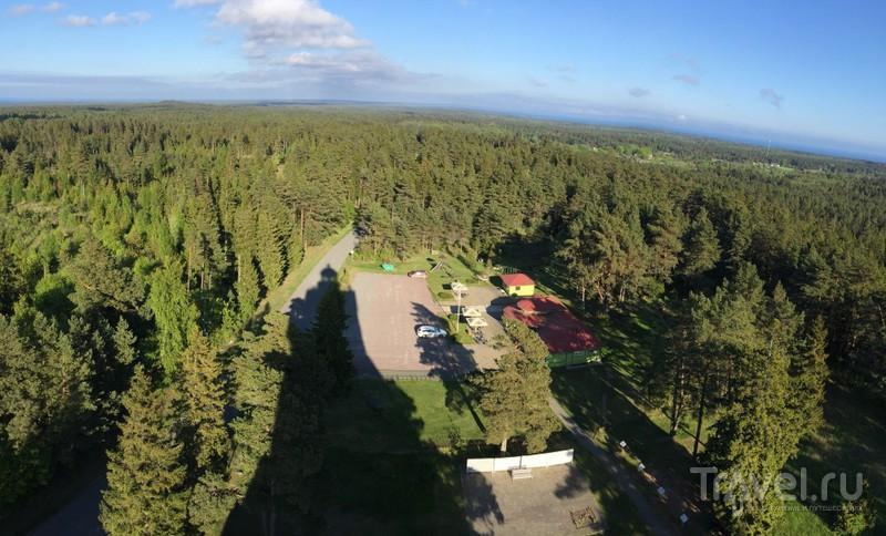Остров Хийумаа. Эстония / Эстония