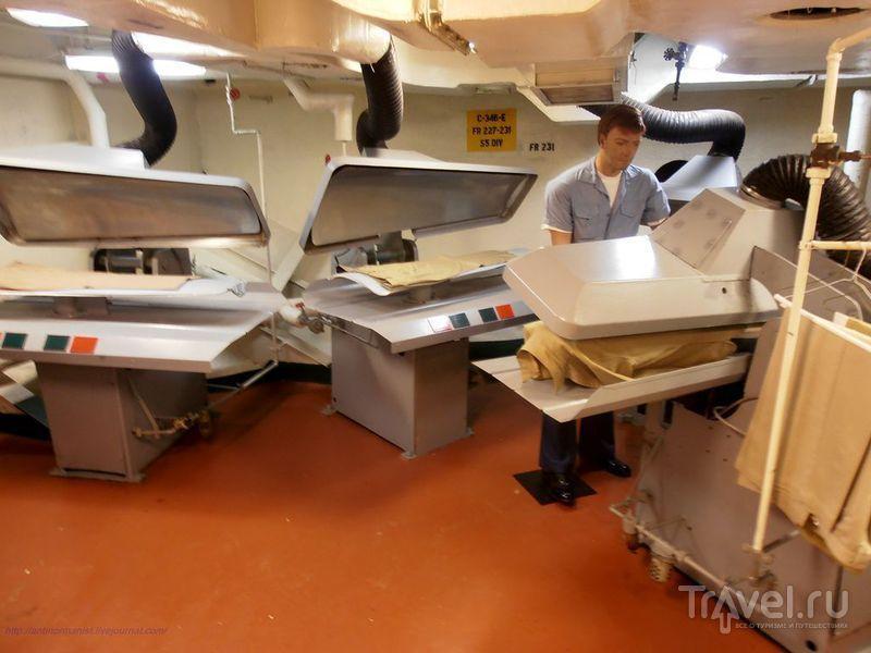Корабли-музеи Тихоокеанского побережья США / Фото из США