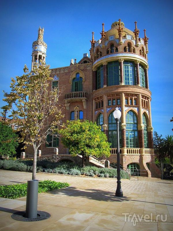 Барселона. Госпиталь Сан-Пау / Испания
