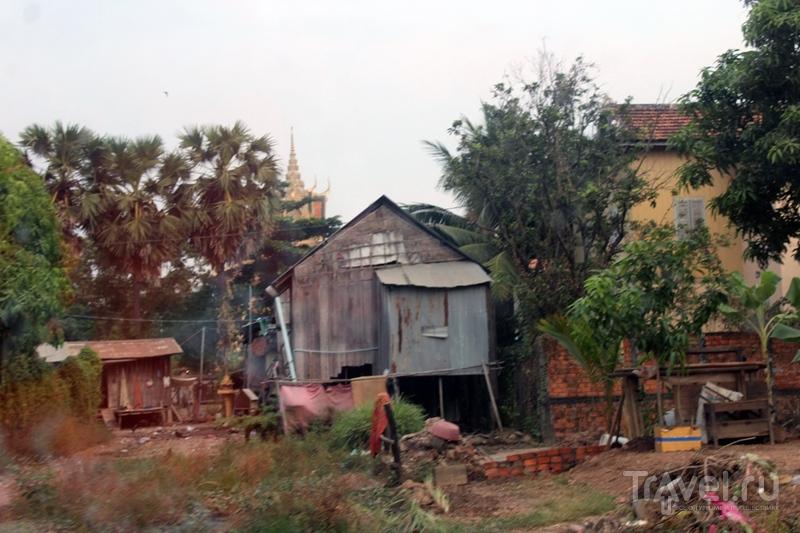 По дорогам Камбоджи / Камбоджа