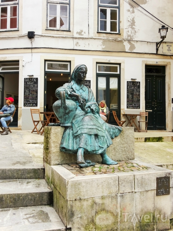 Коимбра, божественный город... / Португалия