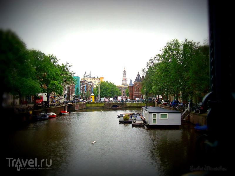 Амстердам. Жизнь каналов / Нидерланды