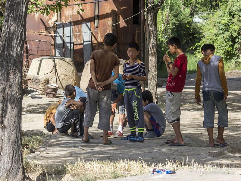 Таджикистан 2016. Люди / Таджикистан