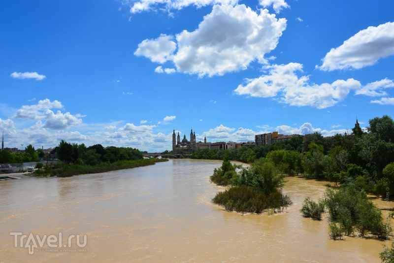 Кофейные реки Арагона, или чем интересна Сарагоса? / Фото из Испании