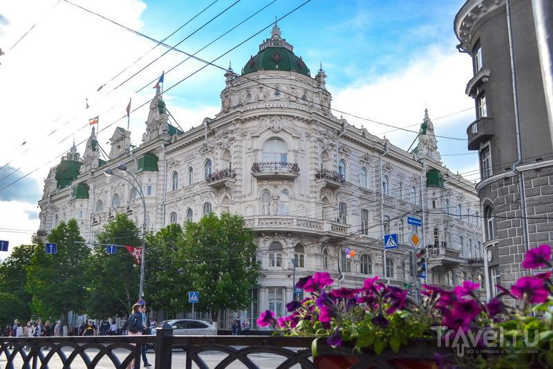 Городской дом Померанцева - мэрия / Фото из России